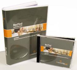 RecFind 6 Software