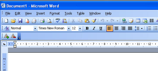 how to add justify button to microsoft word toolbar